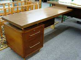 L Shaped Desk Designs Beauteous Mid Century Desk Mid Century Desk Twuzzer To