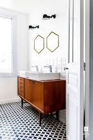 Mid Century Modern Bathroom Bathroom Mid Century Modern Bathroom Remodel With White