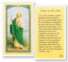 view all st jude prayer card from catholic faith store
