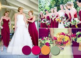 6 flattering bridesmaid dress colors fall 2014 2015