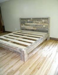 Bed Frame Plans Bed Frame Ideas Best Modern Bed Frames Ideas On Low Platform