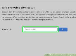 s website 3 easy ways to find if a website is legitimate wikihow