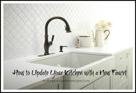 What To Look For In A Kitchen Faucet by How To Update The Look Of Your Kitchen With A New Faucet From