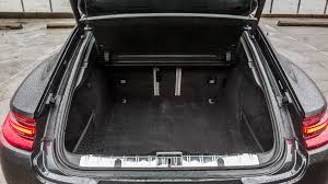 porsche trunk porsche dealers are asking for a five seat panamera sedan