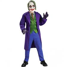 batman dark knight joker kids costume deluxe morph costumes us