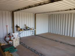container home interiors removing the walls tin can cabin container homes interior walls
