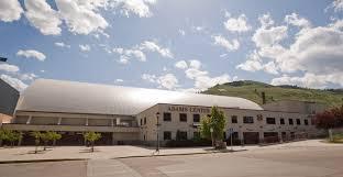 University Of Montana Map Map Adams Center The University Of Montana