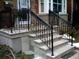 outdoor staircase design outdoor stair railing ideas metal railings for stairs exterior