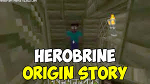 Where Did Halloween Originally Come From by Herobrine Origin Story Where Did Herobrine Come From Youtube