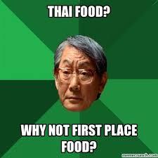 Thai Food Meme - image jpg