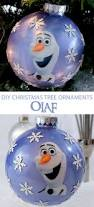 Easy Christmas Tree Decorations Diy Frozen Christmas Ornaments Two Sisters Crafting