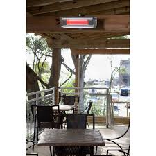 Freestanding Infrared Patio Heaters by 53 Electric Patio Heater 1500w Infrared Pedestal Style Electric