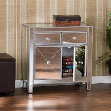 affordable mirrored nightstand contemporary furniture also small