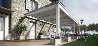 Pergola Sun Shades by Hanging Pergola Aluminum With Mobile Slats Sun Shade Louvers