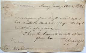 Theodosia Bartow Prevost by Aaron Burr Historia Obscura