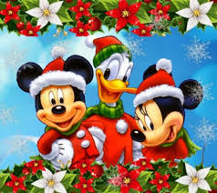 christmas disney mickey u0026 minnie mouse u0026 donald duck