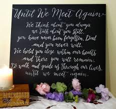 best 25 wedding memorial ideas on wedding memorial
