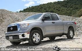toyota tundra bolt pattern pickuptruck com road test 2007 toyota tundra d cab 4x4 trd