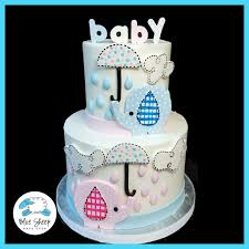 baby shower cake gender reveal elephant baby shower cake blue sheep bake shop