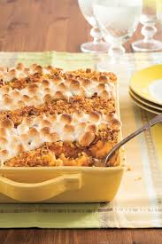 make ahead thanksgiving recipes sweet potato casserole potato