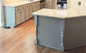 Kitchen Island Makeover Kitchen Island Great With Beadboard Paneling Ideas Makeover 29809