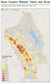 Oregon Winery Map by Sodacanyonroad Maps
