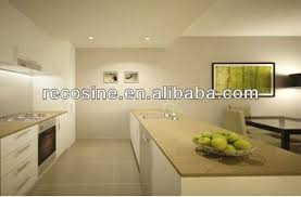 Flat Pack Kitchen Cabinets by Modern Flat Pack White High Gloss Finish Lacquer Melamine Surface