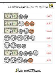 adding money worksheets 2nd grade worksheets
