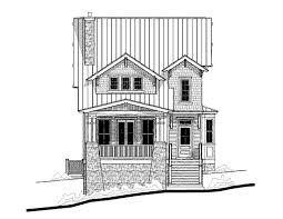 House Plan Architects The Kenilworth House Plan Nc0026 Design From Allison Ramsey