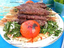 cuisine kebab grilled kafta kebabs hadias lebanese cuisine