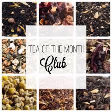 month clubs tea cellar