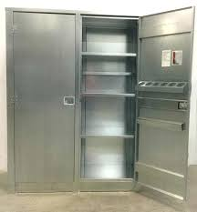lockable metal storage cabinet metal storage cabinet lowes closet storage cabinets with doors
