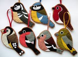 for the of felt ornaments so beautiful and easy to