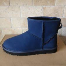 s ugg australia mini deco boots mens ugg australia mini deco boots navy size 14 14 ebay