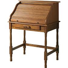 Small Oak Writing Desk by Coaster Furniture 5301n Palmetto Small Roll Top Secretary Desk In