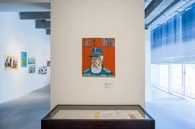 congo art works popular painting u201d at garage museum of