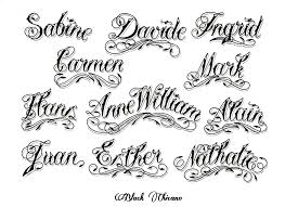 download tattoo fonts for men generator danielhuscroft com