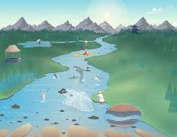 rivers images Free flowing rivers pages wwf jpg