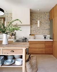 Wooden Kitchen Interior Design Best 25 Wooden Kitchen Ideas On Pinterest Kitchen Wood Kitchen