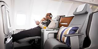 What you 39 re paying for when you fly business class askmen