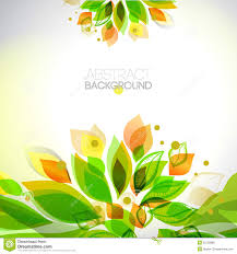 abstract fresh colors decorative summer frame stock vector image
