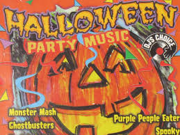 fun halloween songs michael doherty u0027s music log halloween party music cd review