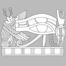 ancient egypt coloring page the prince of egypt coloring pages representaciones egipcias