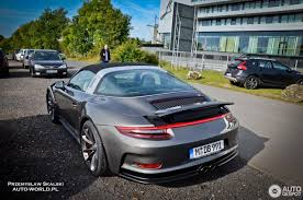 porsche germany porsche 911 targa 4 gts gets gt3 rs