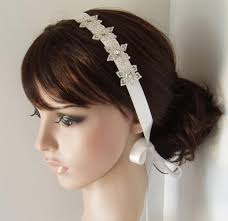winter headbands snowflake wedding headband bridal band winter headbands hair