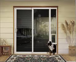 Pet Door For Patio Door by Doggie Door For Patio Door Image Collections Glass Door