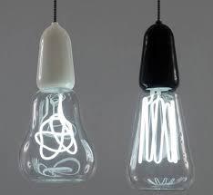 light bulb retail design