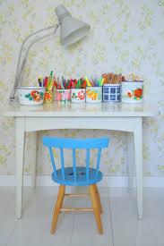 living spaces kids desk kids creative corner in kids bedroom or playroom or main living