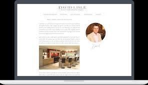 website for david lisle kitchen design john robinson design