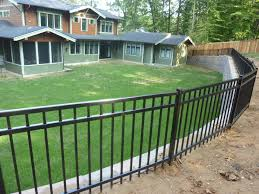 evergreen fence u0026 deck fence company fence u0026 deck contractor